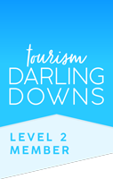 Tourism Darling Downs Level 2 Member